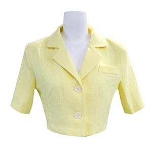 STORETS LILLY CROPPED JACKET